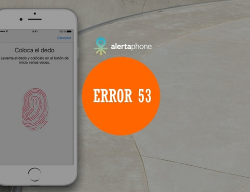 El Touch ID de Apple y el Error 53