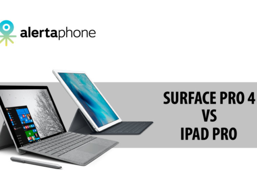 Microsoft Surface Pro4 Vs Apple iPad Pro