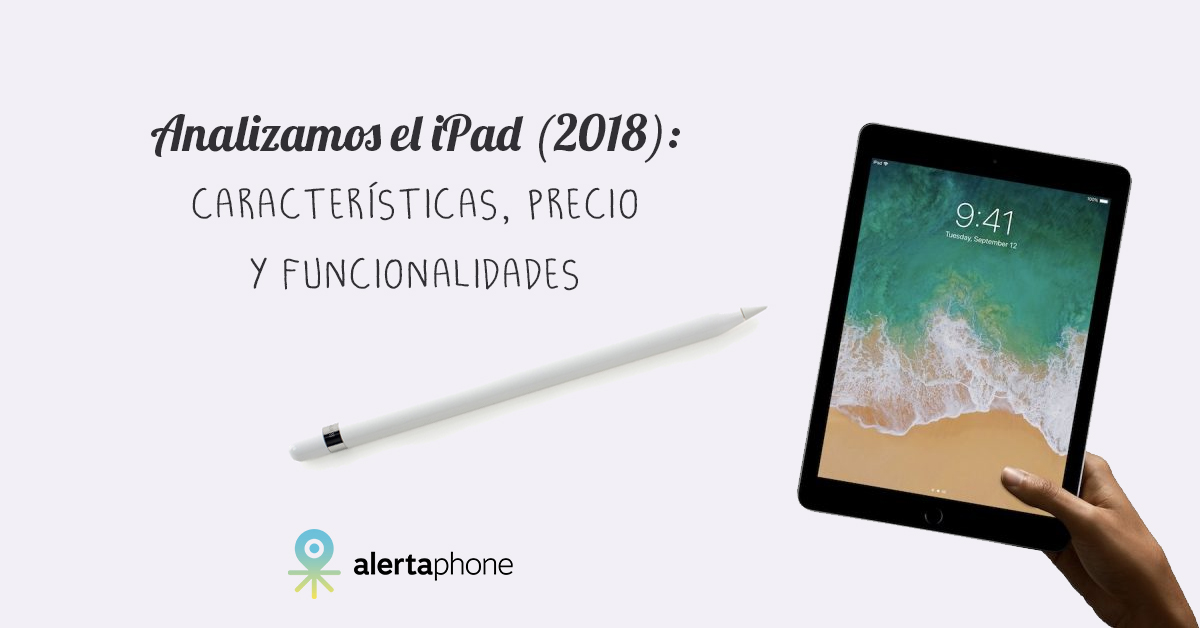 careta ipad 2018