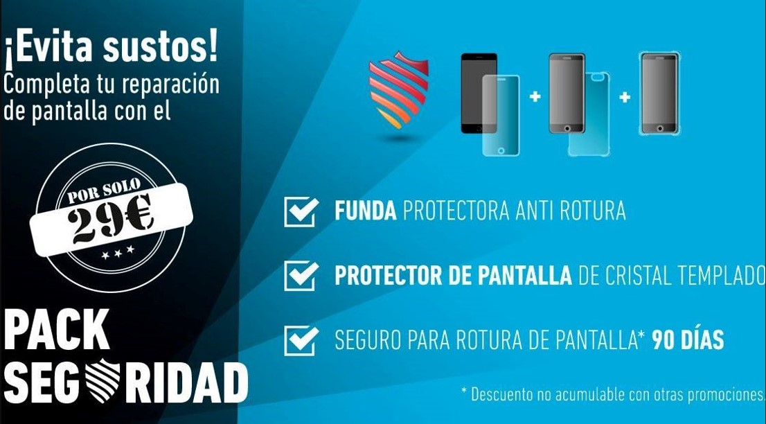 pack seguridad