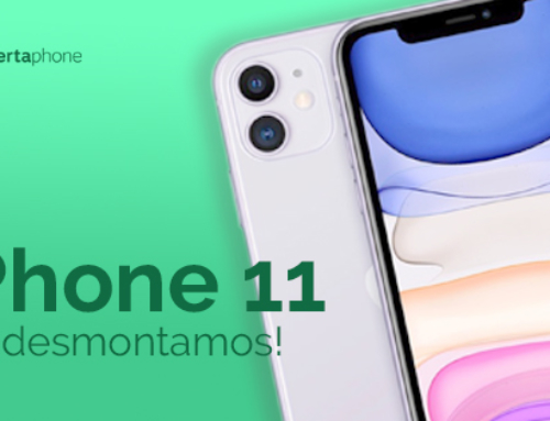iPhone 11 – Lo desmontamos